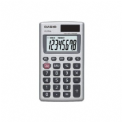Casio HS-8VA Pocket Calculator